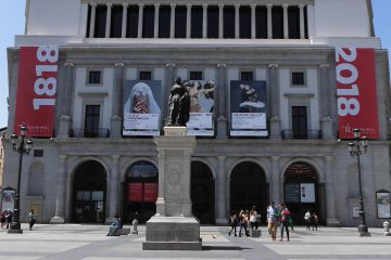 Opera en Madrid