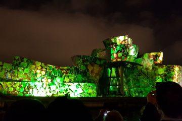 Guggenheim Bilbao en verde
